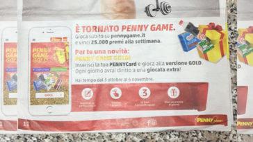 Concorso Penny Game