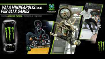 "Concorso ""Vola a Minneapolis con Monster"""