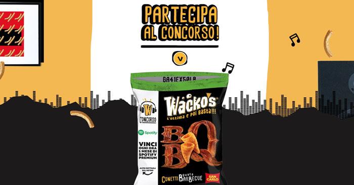 Concorso Wako's Spotify