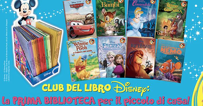 Diventa tester Club del Libro Disney