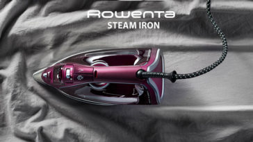 Diventa tester Rowenta Steam Iron