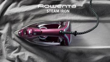 Diventa tester Rowenta Steam Iron