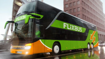 Flixbus offerta San Valentino