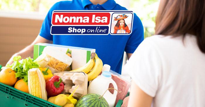 Nonna Isa: shop online