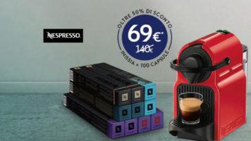 Offerta Nespresso