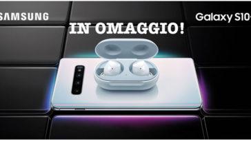 Offerta Unieuro Prenotazione Samsung Galaxy S10