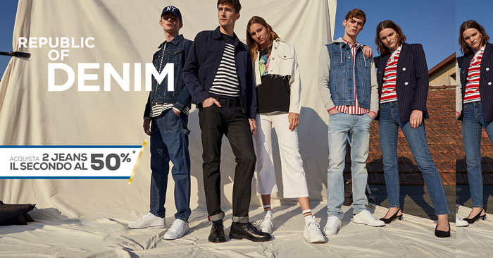 Ovs online: sconto Jeans