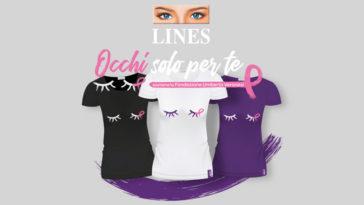 Premio sicuro Lines: in regalo la T-Shirt