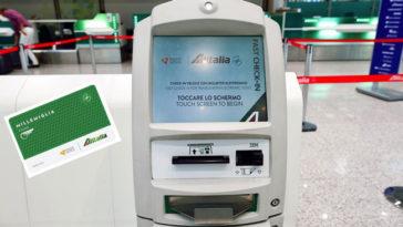 Programma MilleMiglia Alitalia