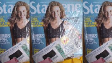 Rivista Starbene con pochette e Tesori D'oriente