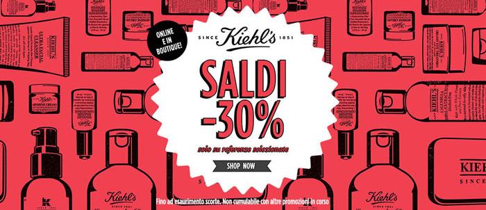 Saldi Kiehl's