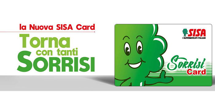 Sorrisi Card Sisa