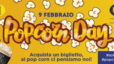 Ucicinemas: Popcorn Day