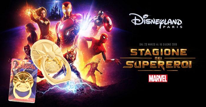 Vinci con UCI Cinemas e Captain Marvel