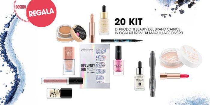 Vinci prodotti beauty Catrice con Cosmopolitan