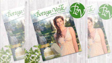 catalogo cartaceo Bottega Verde