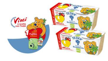 concorso Yogurt Teddi