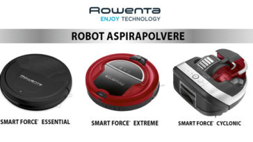 Diventa tester robot Rowenta Smart Force
