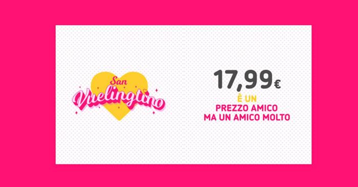 Vueling: 35.000 posti a partire da 17,99€