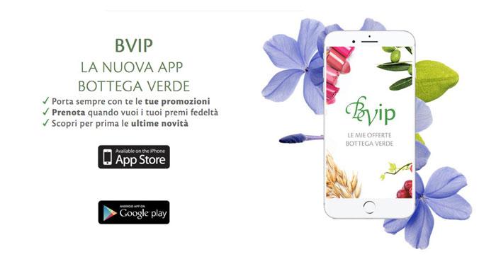 App Bottega Verde