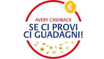 Avery Cashback