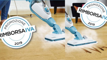Black and Decker rimborsa l'IVA!