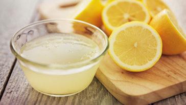 Bucce di limone: come riciclarle