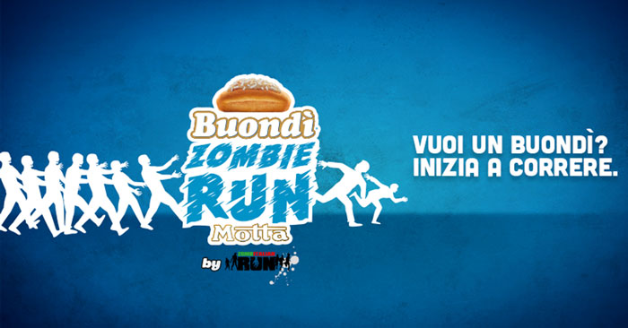 Buondì zombie run