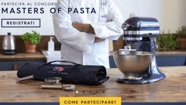 """Concorso Barilla """"Masters of pasta"""""""