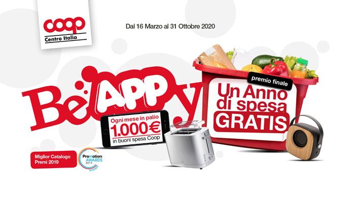 Concorso BeAppy Coop Centro Italia
