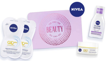 Nivea: Buon Compleanno da NIVEA e da NIVEAMEN