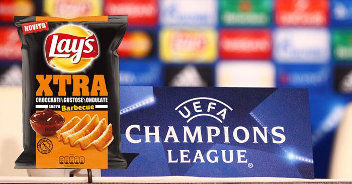 Concorso Lay's - Horeca: vinci Uefa Champions League