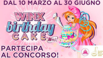 "Concorso ""Winx Birthday Cake"""