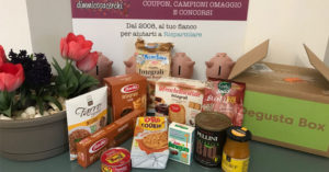 Degustabox: box di marzo