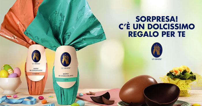 Esselunga: uovo Pasqua omaggio