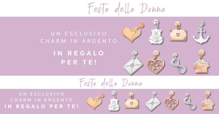 Festa della Donna Stroili: charme in regalo