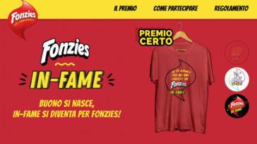 """Fonzies """"In-fame"""" maglietta"""
