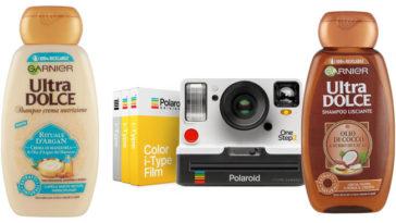 Garnier: vinci Polaroid Ultra Dolce