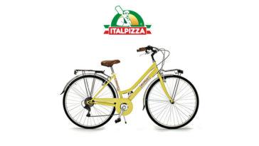 Italpizza: vinci una bicicletta