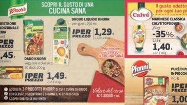 Knorr: corsi di cucina sana