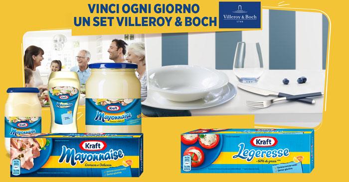 Kraft: insieme c'è più gusto