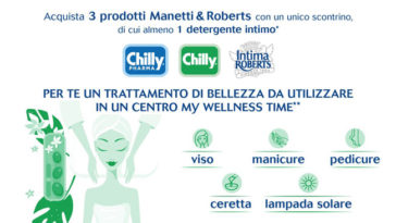 Manetti&Roberts: l'alleato del tuo benessere