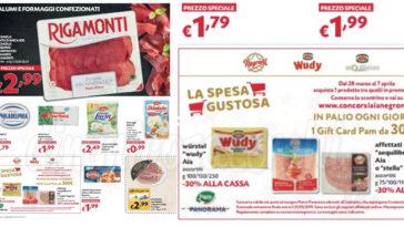Negroni e Aia: vinci Gift Card Pam Panorama da 300 euro