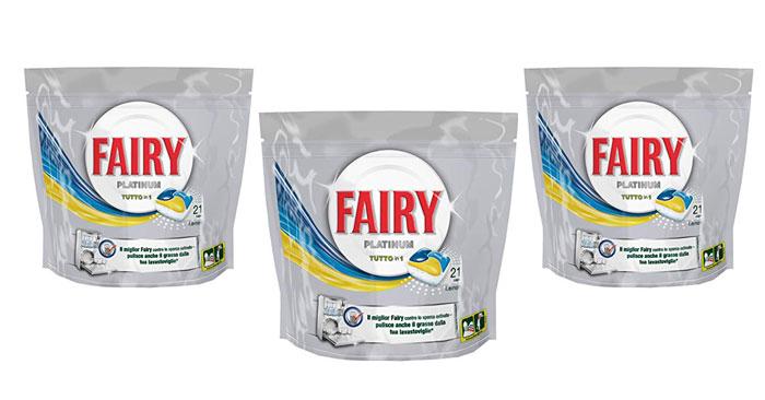 Prova gratis Fairy Platinum