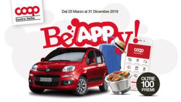 Raccolta punti BeAppy Coop Centro Italia