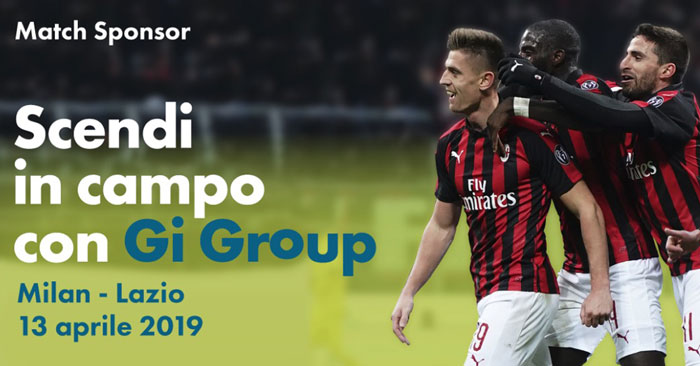 Scendi in campo con Gi Group 2019