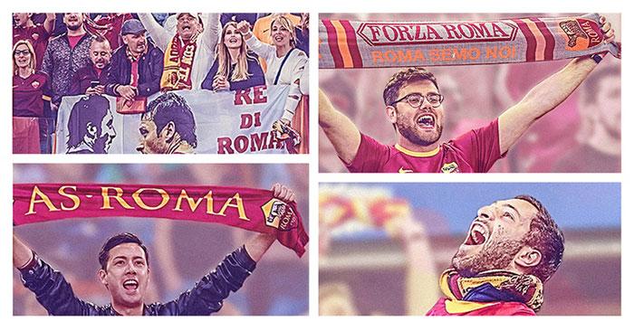 """""""The extra mile"""": vinci maglie ufficiali della AS Roma"""