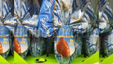 Uova di Pasqua LINDT Chili
