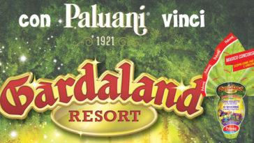 Uovo di Cioccolato al Latte Paluani-Gardaland
