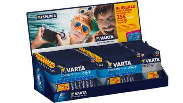 Vacanze in famiglia con Varta